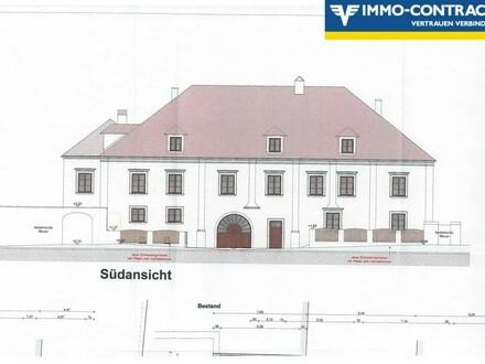 Herrenhaus aus dem 13. Jahrhundert!