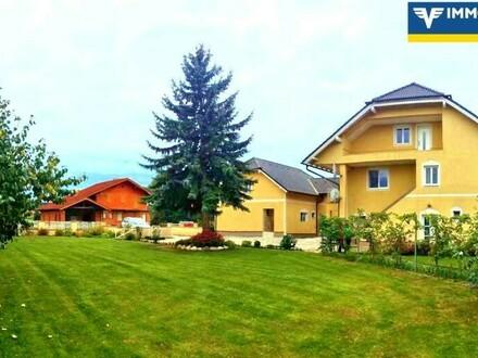 Ein Landhaus - Viele Möglichkeiten! GROßFAMILIE - ANLAGE - WOHNEN & ARBEITEN
