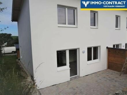 Neubau - Erstbezug - Doppelhaushälfte zu mieten Top 2
