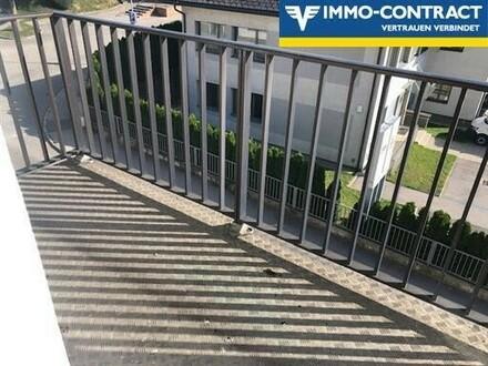 Neue Wohnung mit Balkon im Stadtzentrum