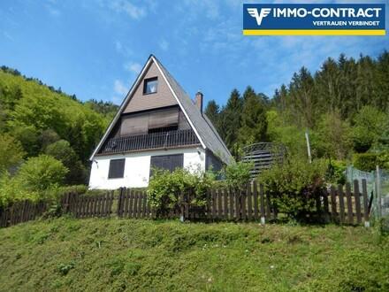Ferienhaus über Weyer, mit Blick ins Gebirge!!!