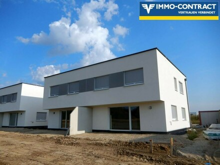 8 Doppelhaushälften in Amstetten, mein neues Zuhause!Mit dem Bau wurde begonnen!