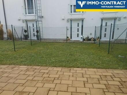 Sehr schöne Mietwohnung im Erdgeschoß mit Terrasse und Garten