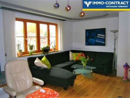 4 Zimmer Mietwohnung mit Wintergarten und Dachterrasse