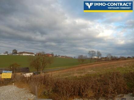 Günstiger Baugrund 1,5km von Strengberg mit Bauzwang