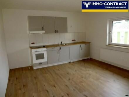 Neuwertige 54 m² Mietwohnung in einen 3-Parteienhaus im Zentrum!