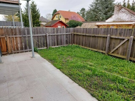 Traumhafte Mietwohnung mit Garten