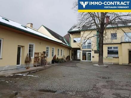 Gasthaus mit Ordination und Geschäftslokal