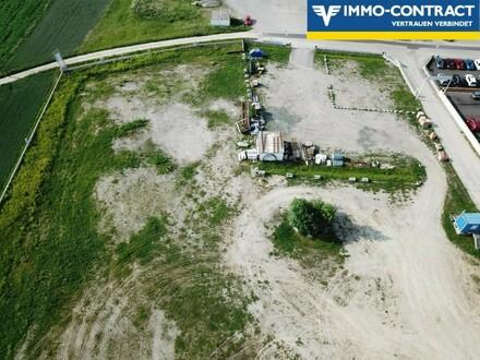 Betriebsbaugrund bis gesamt ca. 14.000 m² möglich!