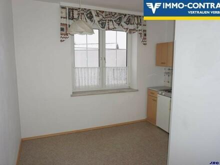 Zentrumsnahe 44 m² Mietwohnung