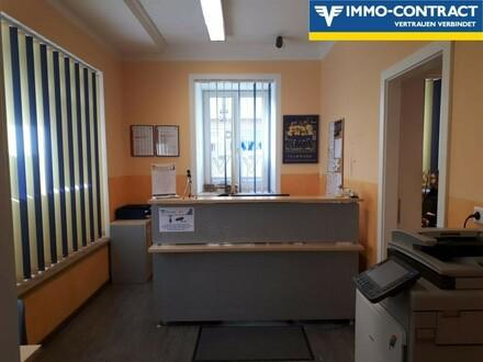 Büroräumlichkeiten im Zentrum Wieselburgs!