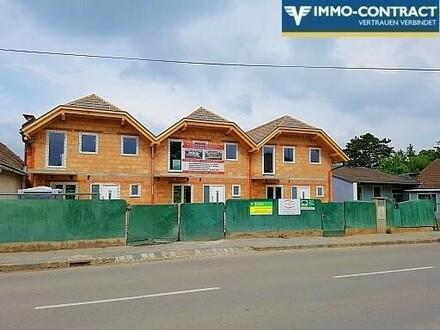 Neubauprojekt 3 mit Reihenhäuser