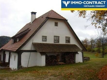 Typisches Landhaus in absoluter Traumlage zu buchen!