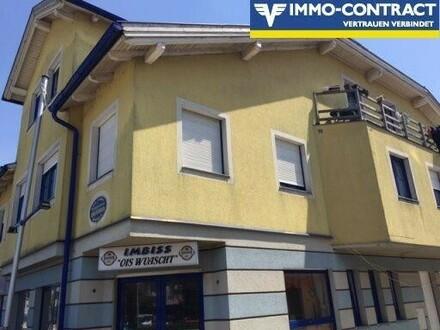 Wohn-und Geschäftshaus - vermietet