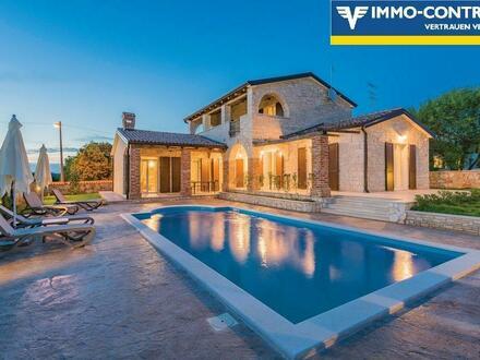 ISTRIEN - STIFANICI - Villa mit Pool, Garten, Sauna, Whirlpool