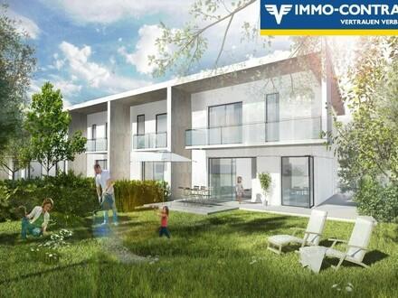 PROVISIONSFREI: Neubau-Architekten-Reihenhäuser zwischen Krems und Tulln