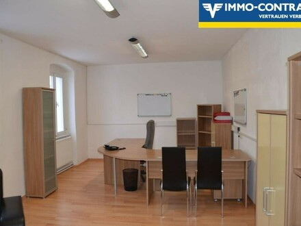 Büro oder Atelierräumlichkeiten mit hervorragender Vehrkersanbindung
