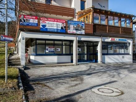 Geschäftslokal in Gosau in unmittelbarer Schiliftnähe zu vermieten!