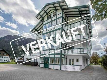 Open House am Freitag, 25. Oktober um 14:30 Uhr! Touristisch gut vermietete Einraumwohnung in Gosau!