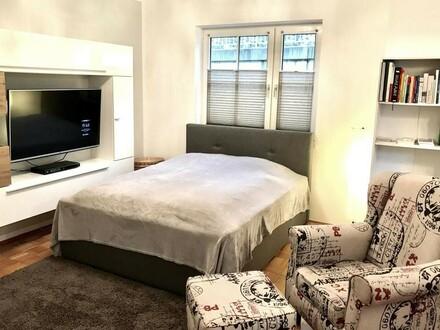 Open House am Samstag, 23. November um 10 Uhr! Tolle Klein-Wohnung in zentrumsnaher Lage!