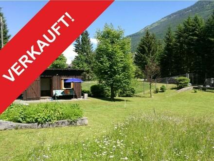 Open House am Fr. 10. Mai um 15 Uhr! PROVISIONSFREI! Ein Grundstück für Familien zum günstigen Preis!