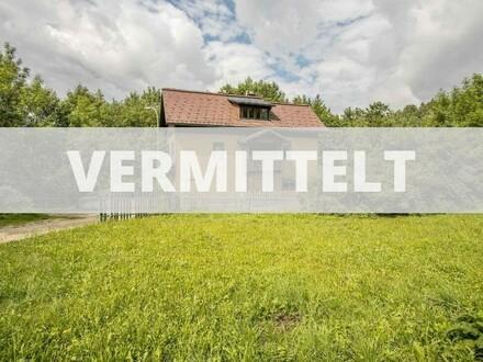 Open House am Samstag, 14. September um 10 Uhr! Liegenschaft und Grundstück in zentrumsnaher Lage von Bad Aussee