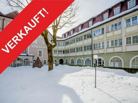 Letzte Chance! Zentrale Kleinwohnung im Herzen der Stadt Bad Ischl! Verkauf mit DAVE - im offenen Verfahren!