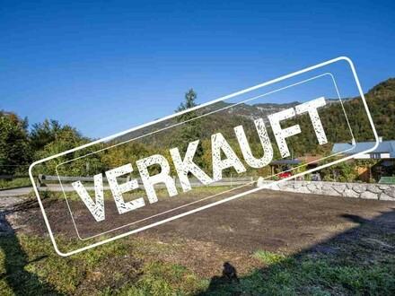 Rarität! Schönes Baugrundstück in Bad Ischl