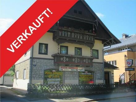 Achtung Bieterverfahren! Wohn- und Geschäftshaus im Zentrum von Thalgau - Anlageobjekt!