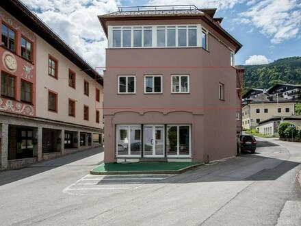 Direkt im Zentrum von St. Gilgen - Kernsanierte großzügige 4 Zi. - Eigentumswohnung - Erstbezug