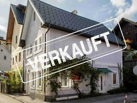 Open House am Samstag, 12. Oktober um 10 Uhr! Kleines Stadthaus in Bad Ischl!