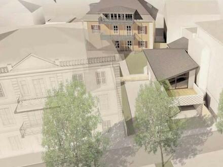 Direkt neben der Lehar Villa - Neubauwohnung mit Terrasse und Garten!
