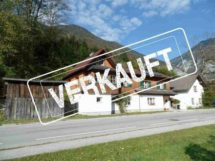 Haus in Obertraun am Hallstättersee - mitten im Weltkulturerbe Dachstein Salzkammergut