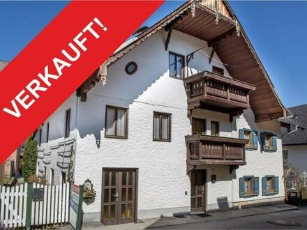 Geschichtsträchtiges Haus in St. Gilgen!