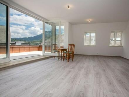 Das Highlight! Extravagante Penthousewohnung mit Dachterrasse und herrlichem Blick auf den Wolfgangsee