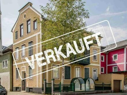 Stadthaus mit 3 Wohnungen!