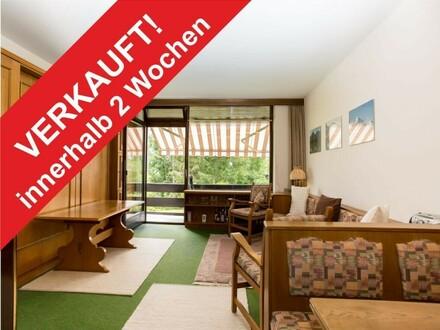 Open House am Fr. 27. Juli 2018 um 16 Uhr! Sanierungsbedürftige Kleinwohnung in Strobl