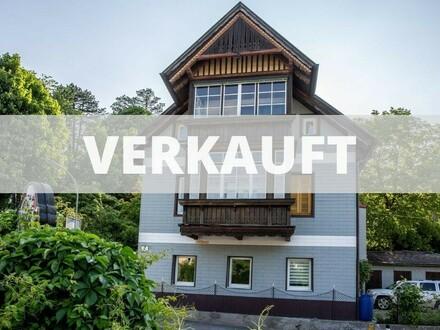 PREISUPDATE: Ischler Stadtrandhaus zum günstigen Preis!