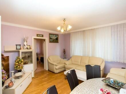 Einfache 4-5 Zimmer Eigentumswohnung im Zentrum