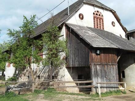 Wirtschaftsgebäude - Stallungen