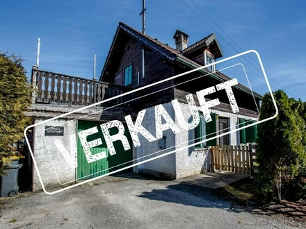 PROVISIONSFREI! Kleines, leistbares Haus in Bad Goisern!