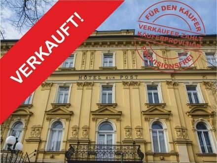 """Open House am Sa. 22. Dez. um 10 Uhr! Best- und Zentrumslage im """"Herzen der Kaiserstadt Bad Ischl"""" zu erwerben"""
