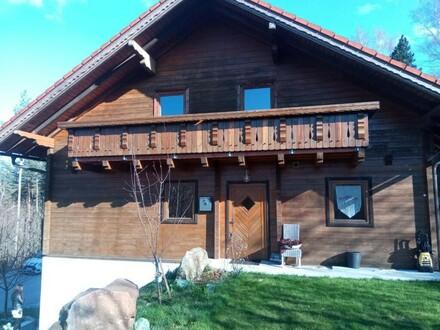 Schmuckes heimeliges Holzhaus # Stadtnähe trifft absolute Ruhe