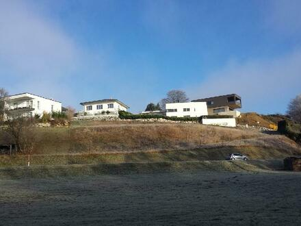 Siedlungslage Mauthausen - sonniges Grundstück mit Donaublick