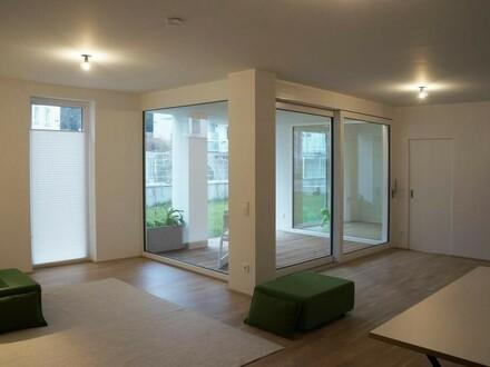 Zentral wohnen mit viel Raum, Licht und Grün