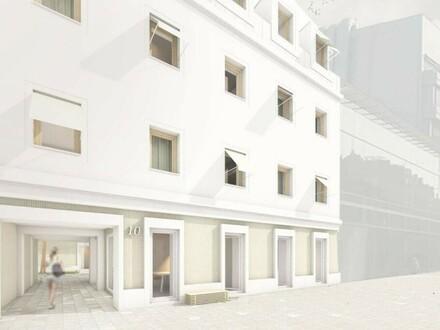 Neues Projekt in Linz