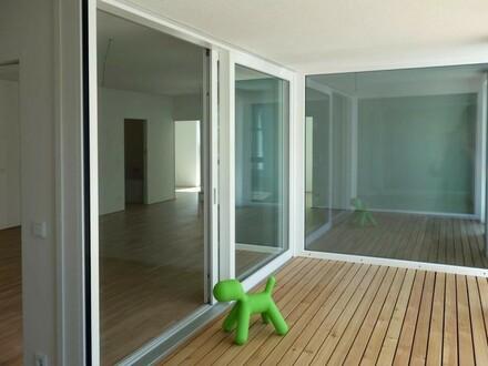 Großzügige 4-Raum-Wohnung mit sonnigen Freiflächen