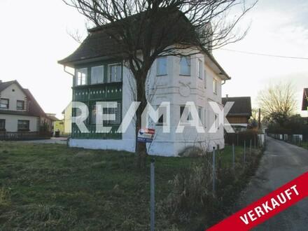 Renovierungsbedürftiges Einfamilienhaus im Zentrum von Andorf
