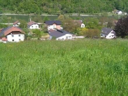 Baugrund in Siedlungslage