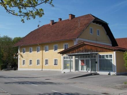 Zentrales Gasthaus mit großzügiger Nutzfläche für Wohnungen